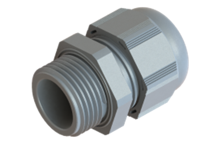 Industrial standard cable glands polyamide
