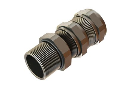 ORION for Mining Applications Cable glands (Ex-d/e mining), double compression, for SWA-AWA cables, meta