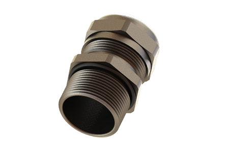 Industrial standard cable glands