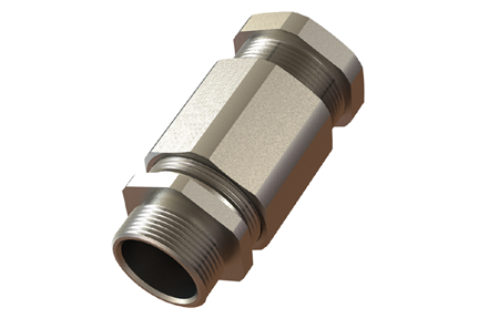 industrial Armoured cable glands