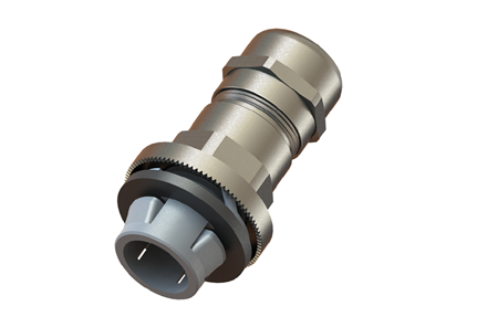 EMC 4 snap-in cable glands